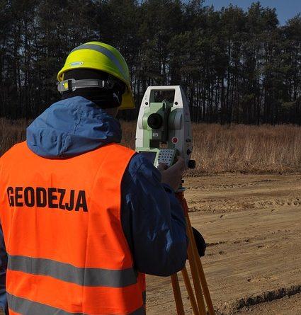 Co robi geodeta przy budowie domu?