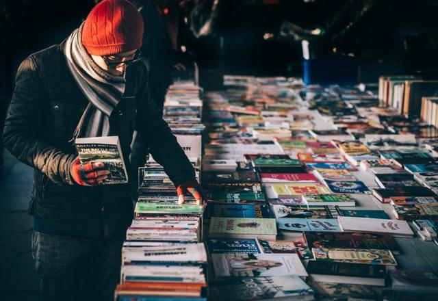 Jak tanio kupić książki?