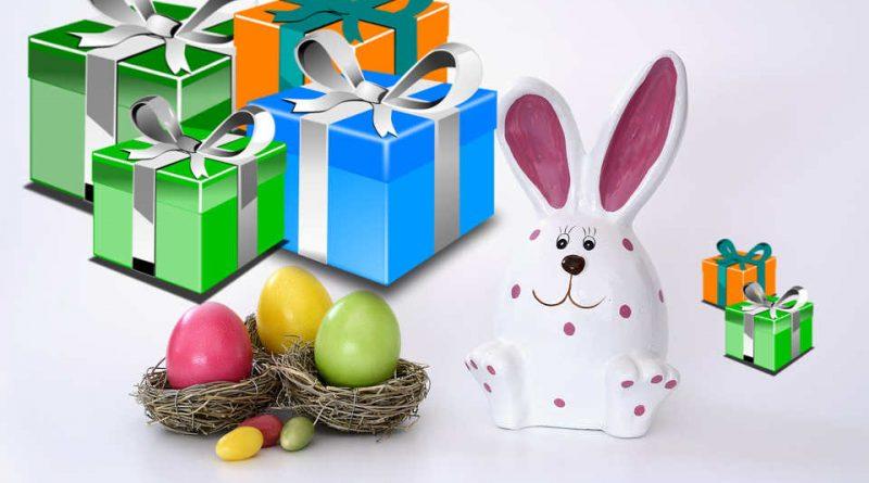 Wielkanocne upominki – książka na prezent