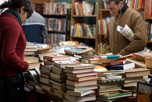 Gdzie kupować książki? – tanie książki, księgarnie internetowe.