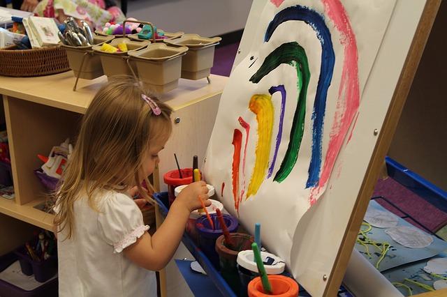 Etapy rozwoju rysunku dziecka