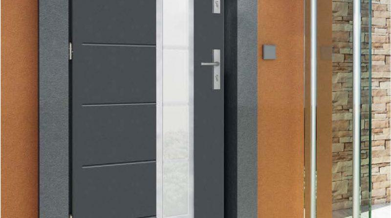 Drzwi metalowe – nowoczesne rozwiązanie