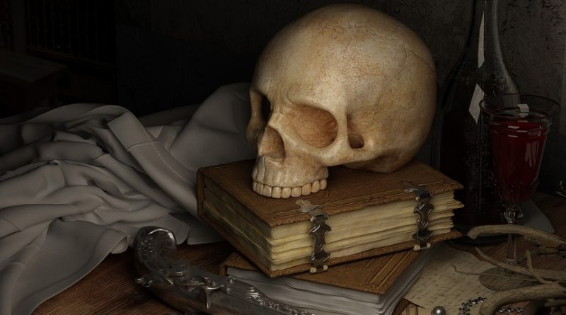 Książki o śmierci – czytanie sposób na pogodzenie się ze stratą bliskiej osoby, śmiercią.