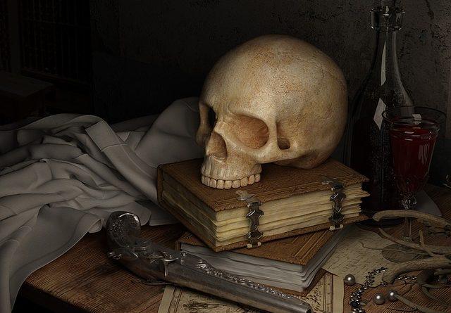 Książki z wątkami kryminalnymi