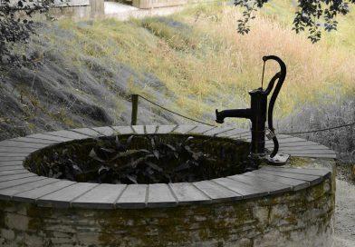 Wodniki ogrodowe – symbol piękna retro