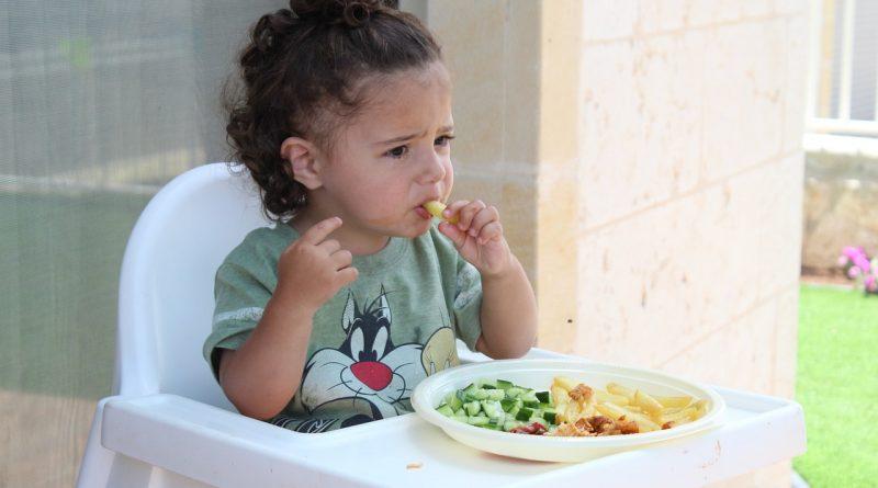 Problemy z apetytem u dziecka