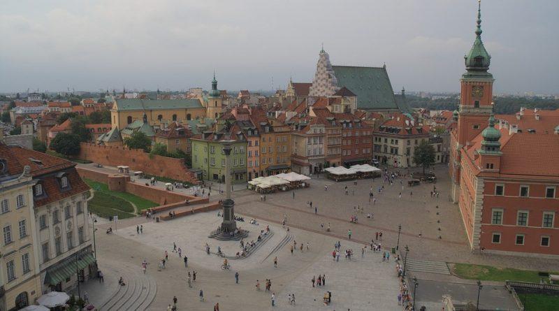 Jak spędzić majówkę 2019 w Warszawie?