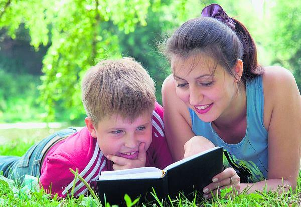 Lubimy czytać bajki