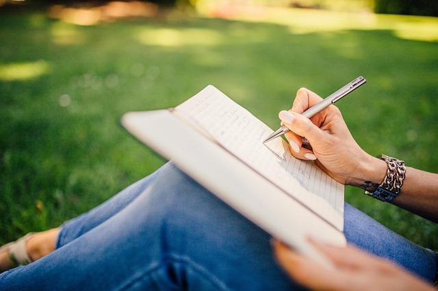 Pisanie redukuje stres
