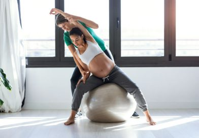 Czy warto ćwiczyć w ciąży?