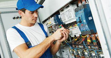 Sieci elektryczne na placach budowy