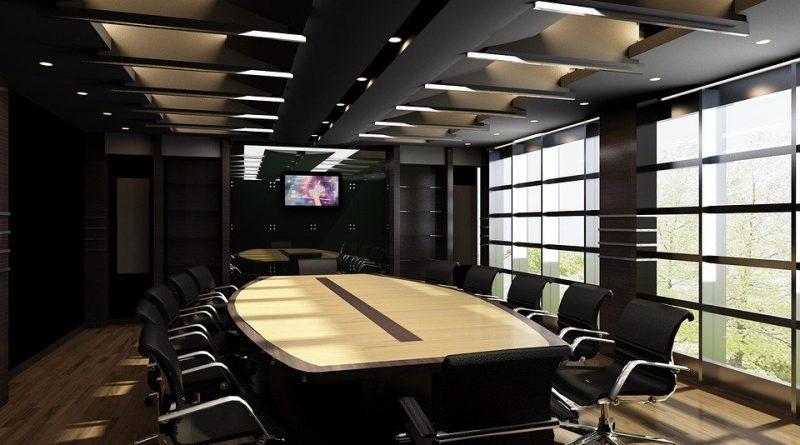 Układy sal szkoleniowych i konferencyjnych