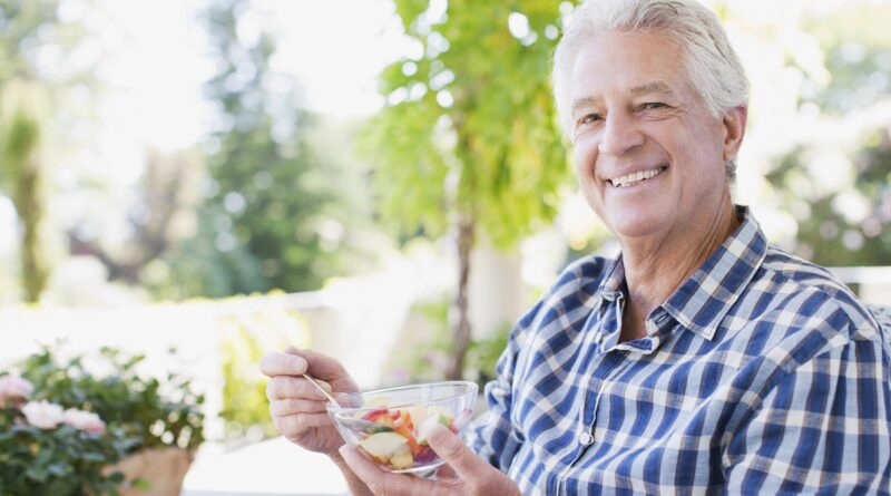 Dieta idealna dla seniora