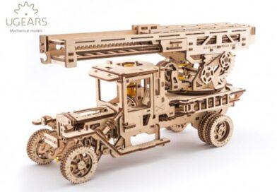 Drewniane modele 3d do składania – zalety