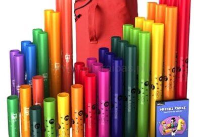 Bum Bum Rurki – rozwój kreatywności i muzykalności dziecka na każdym etapie życia.