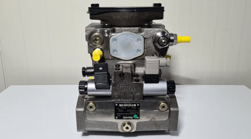 Regeneracja pomp hydraulicznych – co robić, gdy pompa odmawia posłuszeństwa?